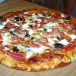Домашно приготвена пица